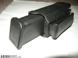 Glock Magazine Holder ARMSLIST For Sale Glock G1000 100 Round Magazine And Holder 66