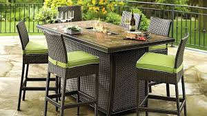 outdoor patios with fire pit image of patio outdoor dining table with fire pit palm springs