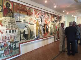 Первая персональная выставка Натальи Цветковой открылась в  Дипломная работа Натальи Цветковой Новый век Нижний Новгород на рубеже xix xx столетия 2015 год