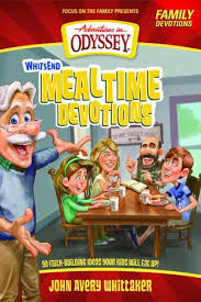 """""""Whit's End, Mealtime Devotions"""" By Tricia Goyer and Crystal Bowman 