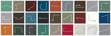 Aluminum Trim Coil Color Chart Custom Trim Coil And Flat Berridge Manufacturing Co
