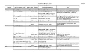Sample Work Plans Sample Work Plans Templates Weeklyplannerwebsite 8