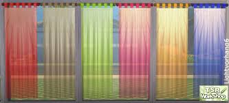 sheer curtainschristine1000 at tsr sims 4 updates