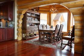 Log Cabin Bedroom Decorating Log Home Decorating Pictures Home Office Design Small Office
