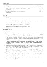 cv format one page service resume cv format one page 41 one page resume templates samples examples samples doc format marketing