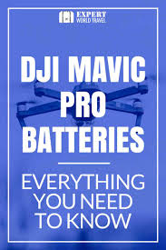 Mavic Pro Battery Lights Meaning Mavic Pro Batteries Everything You Need To Know Expert