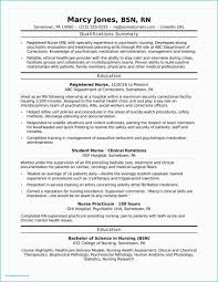 25 Best Nursing Resume Templates Word Free Resume Samples Examples