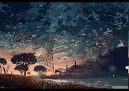 Anime Nature Aesthetic Wallpapers - Top ...