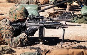 Marine Gunners Its Funner As A Machine Gunner Lance Cpl Daniel Vitellar Flickr