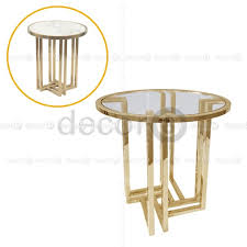 costello small coffee table and side