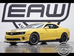 Cool Awesome 2010 Chevrolet Camaro 2SS COUPE HENNESSEY 2010 ...