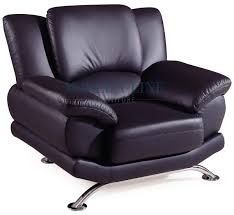 Innovation Modern Leather Chair Black On Models Ideas