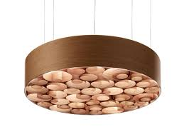 image of wood veneer lighting hanging previous aliexpresscom wood veneer drum pendant