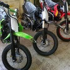 sepeda motor trail