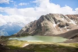 Где находится гора эльбрус  Где расположилась гора Эльбрус