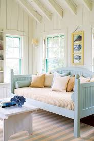 Bed Make any home feel like a beach cottage brimming with coastal charm.  Read more in our April 2014 feature,