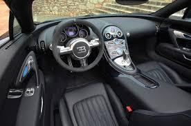 bugatti interior. bugatti veyron vitesse interior
