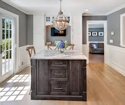 white kitchen cabinets black island standard cabinet door sizes grey with and decor cupboards pendant lighting portable breakfast bar stools bathroom design