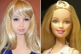 Thân hình chuẩn như búp bê Barbie của thiếu nữ 16 tuổi