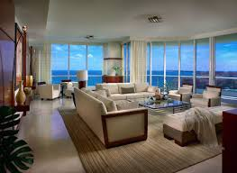 Warm Living Room Decorating Unique Beach Living Room Ideas Fleeting Look At The Miami Beach