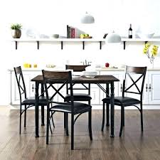 mainstays 5 piece dining set 5 piece espresso dining set living 5 piece espresso black dining