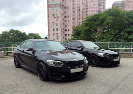 All BMW Models blacked out bmw x3 : 2 Blacked-out m235i - Hong Kong