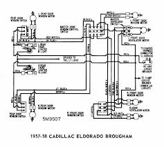 cadillaccar wiring diagram page 5 windows wiring of 1957 58 cadillac eldorado brougham1