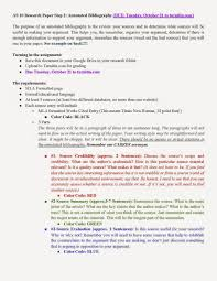 10 Examples Of Mla Annotated Bibliography Proposal Resume