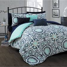 bedding navy blue and yellow forter solid navy blue forter