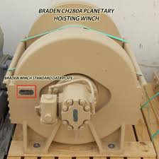 braden winch serial number winches inc braden winch planetary hoist winch