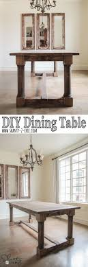 Shanty 2 Chic Coffee Table Diy Plans For Giant Outdoor Dining Table