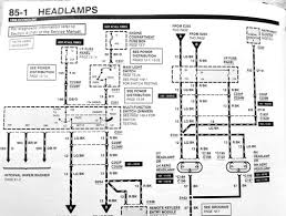 chinook concourse high beam circuit as designed and i need to twire my fog lights to an independent switch attached is the headamp wiring diagram for a 1998 ford e350
