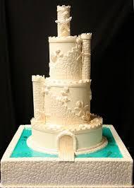 Sand Castle Beach Theme Wedding Cake The Cake Zone Fl Donny
