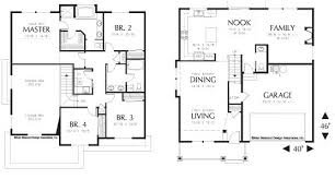 4 Bedroom 2 Story House Plans Photos And. Ments. 2222 Fox Custom Homes
