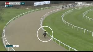 Unbelievable <b>horse race</b> at Newcastle! - YouTube