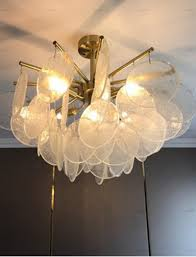 Frosted Glass Light Fixture Modern Frosted Glass Led Chandelier Gold Metal Living Room Chandelier Bedroom Hanging Lamps Dining Room Luxury Lighting Fixtures Llfa Hanging Light