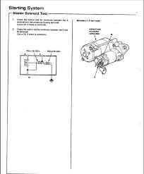 honda crx si starting problems honda tech the starter has an external solenoid be your problem do this