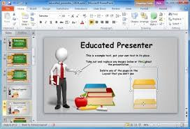 Theme Ppt 2010 Free Download Best Educational Powerpoint Templates