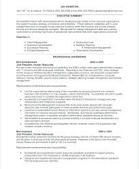 Sample Hr Resumes Experience Examples Of Hr Resumes Human Resources Resume Examples Elegant Hr