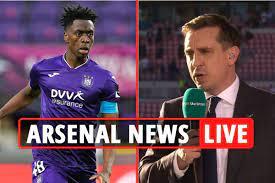 Arsenal transfer news LIVE: Ramos shock ...