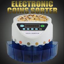newest hot high quality uk coin counter sorter automatic money cash counting machine for restaurant coin counter euro coins coin with