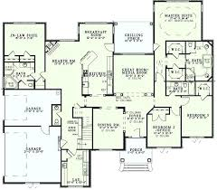 good house plans with inlaw suites and style house plan 4 beds baths sq ft plan