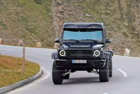We score its massive level of capability a 7 out of spend some time really going through the color choices before settling on silver with a black interior, for instance. 2021 Mercedes Benz G Class 4x4