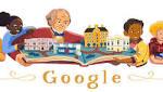 Google Doodle Honors Philanthropist George Peabody