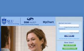 Ssm My Chart Sign Up Mychart Slu Edu Website Mychart Application Error Page