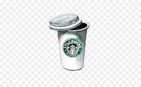 starbucks coffee cup drawing. Contemporary Cup Coffee Tea Cappuccino Starbucks Drawing  Handpainted Mug Stamped On Cup O