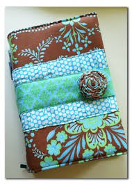 handmade fabric cover and a surprise fabric book coverssewing tutorialssewing