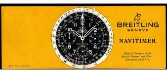 breitling navitimer user manual pdf