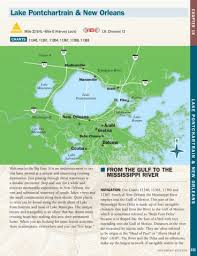 Icw Mileage Chart Waterway Guide Western Gulf Coast Pages 1 50 Text