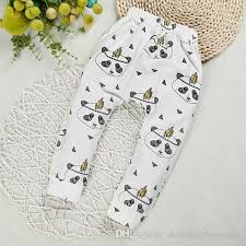 Baby Leggings Pattern New Boy Harem Pants Tiger Printed Cute Baby Leggings Cotton Children